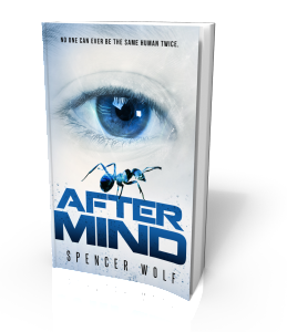 After Mind by Spencer Wolf - Visionary journey into artificial intelligence and robot dreams