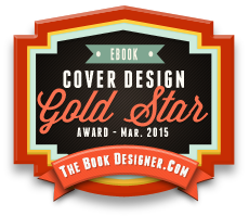 eBook Cover Design Awards Gold Star Winner - Spencer Wolf